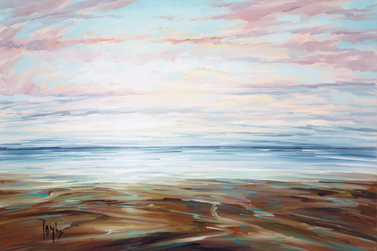 Atlantic Shore III by tom barron -  sized 36x24 inches. Available from Whitewall Galleries
